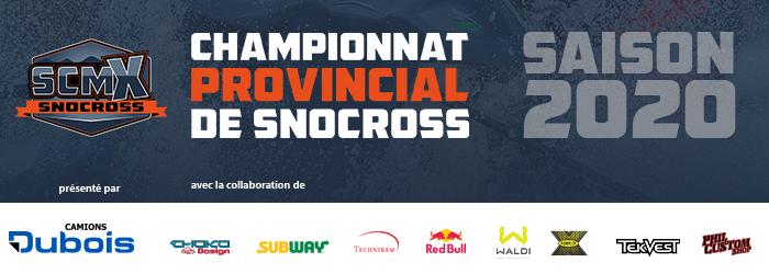 SCMX Championnat Provincial de Snocross
